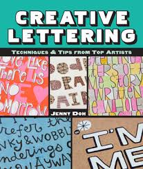 6 Awesome hand lettering books 2018 - Lettering Daily