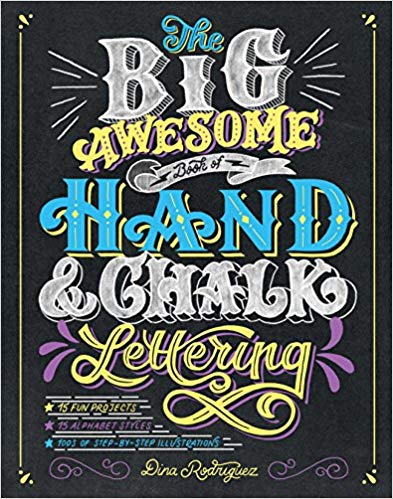 9 AWESOME Books For Hand Lettering Beginners (2018) | Lettering Daily