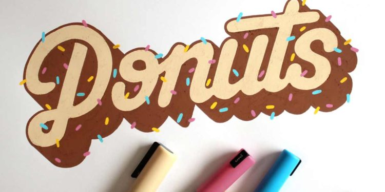 Tarwane hand lettering interview - Lettering Daily