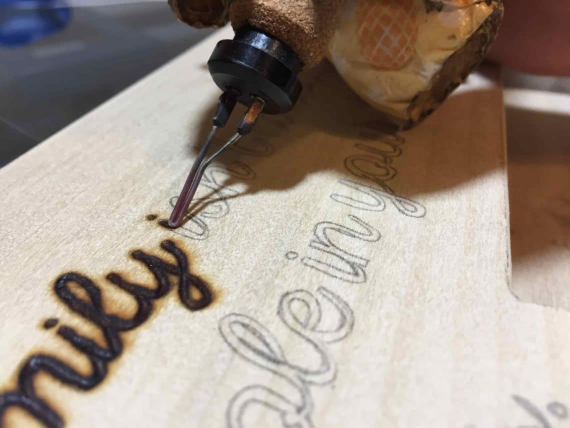 How To Get Started With Pyrography Woodburning 2019