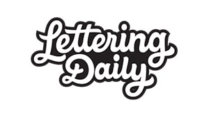 learn the art of hand lettering and calligraphy lettering daily