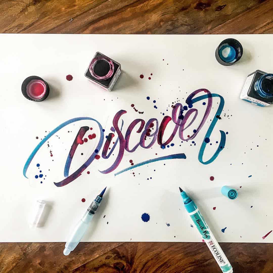 Top 5 brush pens for lettering - Lettering Daily