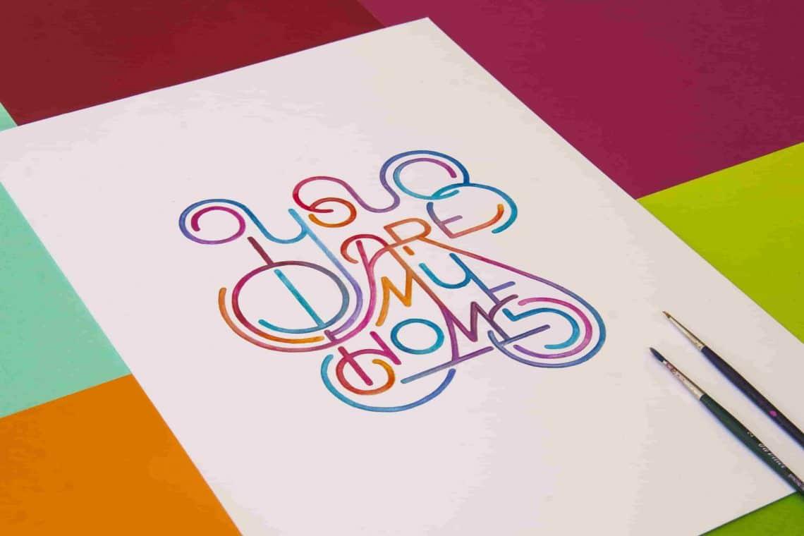 Jimno beranus hand lettering interview - Lettering Daily