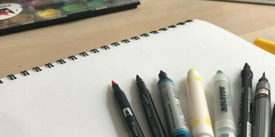 Another Top 5 brush pens for hand lettering and calligraphy - Lettering Daily