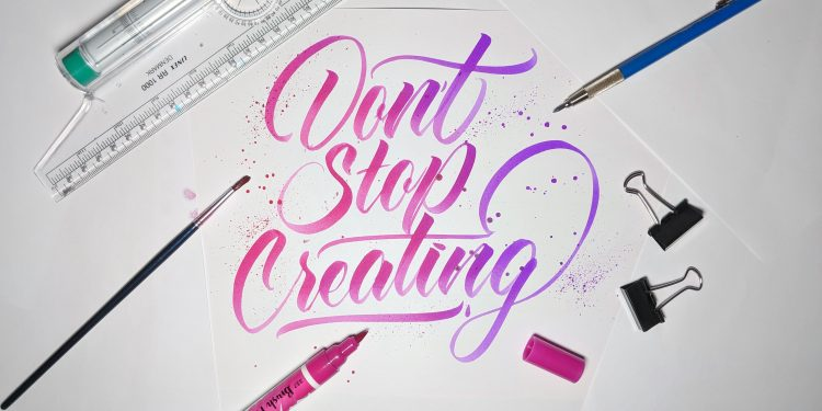 5 Ways You Can Add a Gradient To Your Lettering (2019