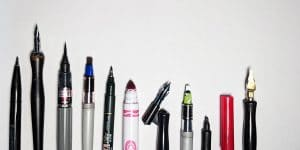 What are the best calligraphy pens for beginners - Lettering Daily