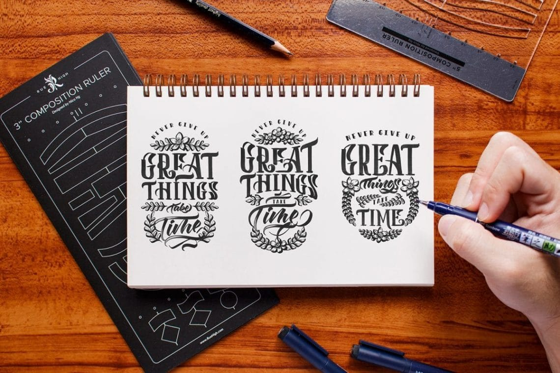 This Tool Will Help Improve Your Lettering Composition