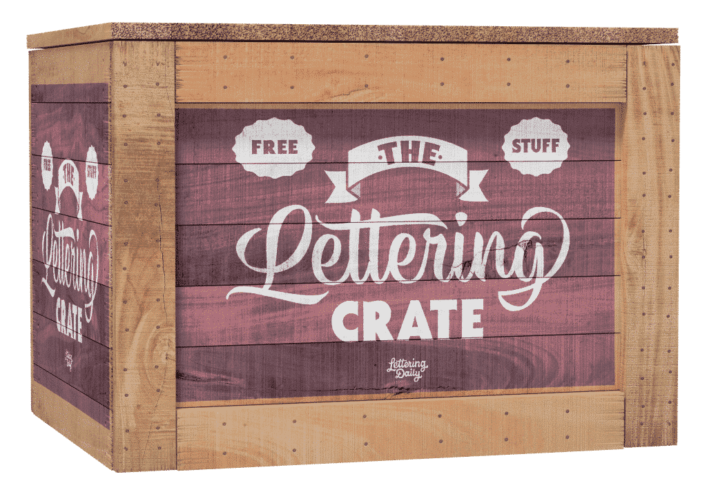 The Lettering Crate