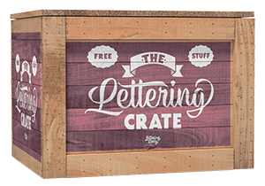 Lettering Crate Optimized