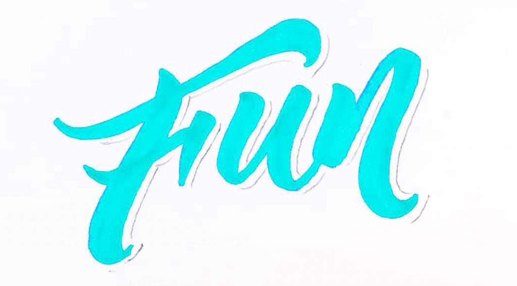 A Chat With Lex Wilson - Mind Bending Lettering - Lettering Daily