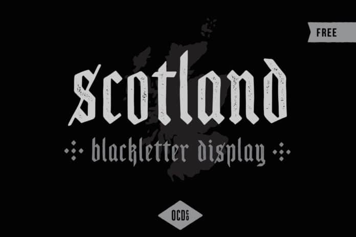 Free-Scotland-Blacklette cover