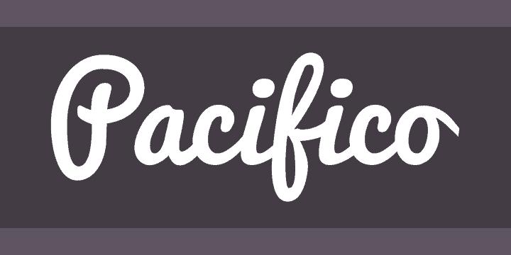 Pacifico cover