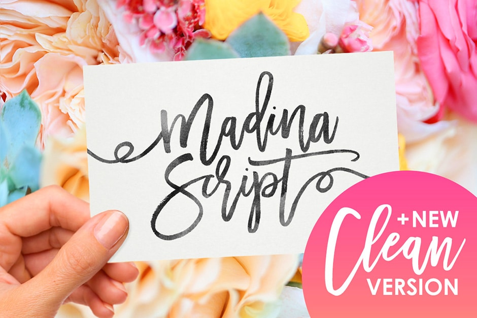 madina-calligraphy font