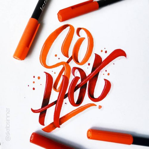 color fundamentals, and how to use them in your lettering - lettering daily